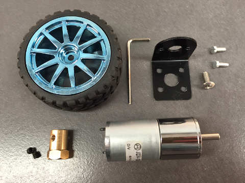 Accessories - Parts and tools for your PiBorgs   PiBorg